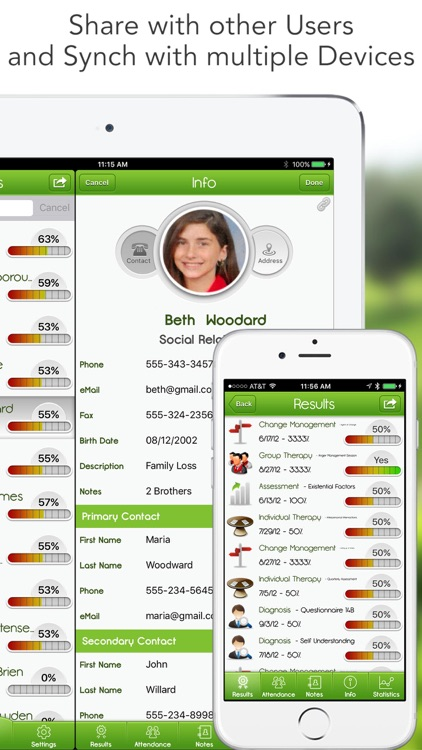 iGrade Social Worker screenshot-2
