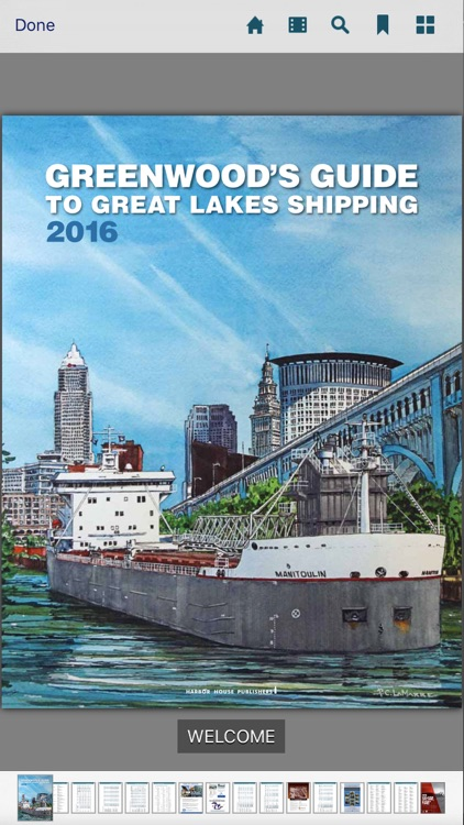 Greenwoods Guide to Great Lakes Shipping 2016