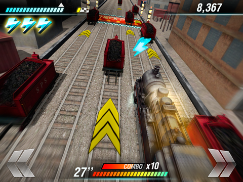 Train Driving Adventure | The 3D Rail Race Train Game for