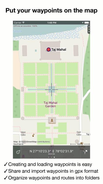 Topo GPS World screenshot-4