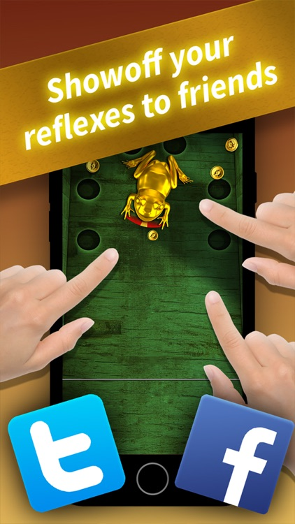 Frog Shoot - Concentrate, Stay Focus.ed & Tap To Test Your Reflex.es Now screenshot-4