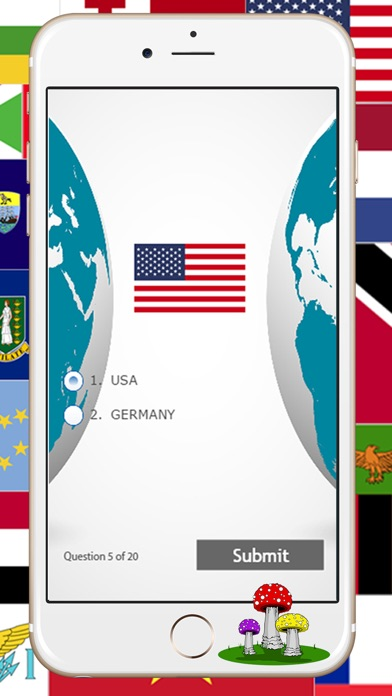 National country flags of the world map quiz app price drops screenshot 5 for national country flags of the world map quiz gumiabroncs Images