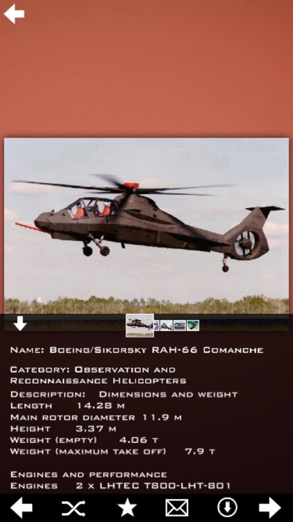 Military Helicopters Guide + screenshot-4