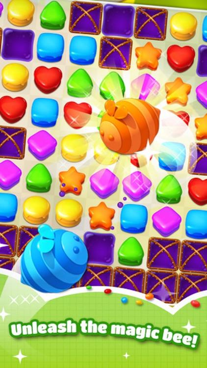 Cookie Crush Mania - 3 match puzzle splash game