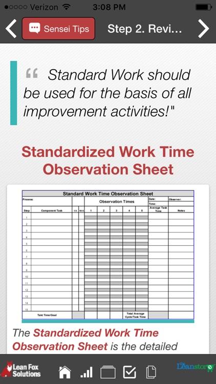 Healthcare Standard Work