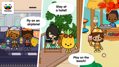 download Toca Life: Vacation apps 1