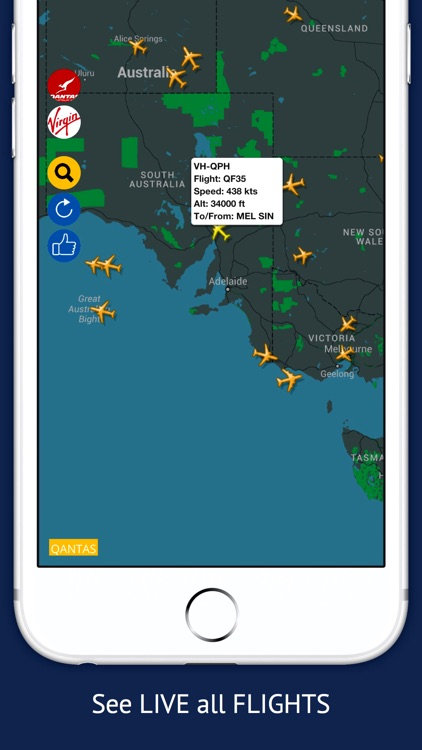 AU Tracker Free : Live Flight Tracking & Status