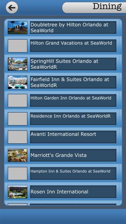 Best App For SeaWorld Orlando Guide screenshot-3