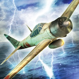 Aces of The Iron Battle: Storm Gamblers In Sky - Free WW2 Planes Game