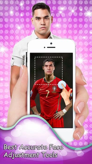 Iswap面臨著2016年歐元 - 更換或Modiface用最好的足球明星Player.s屏幕截圖4