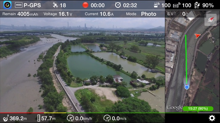 FPV Camera for DJI screenshot-2