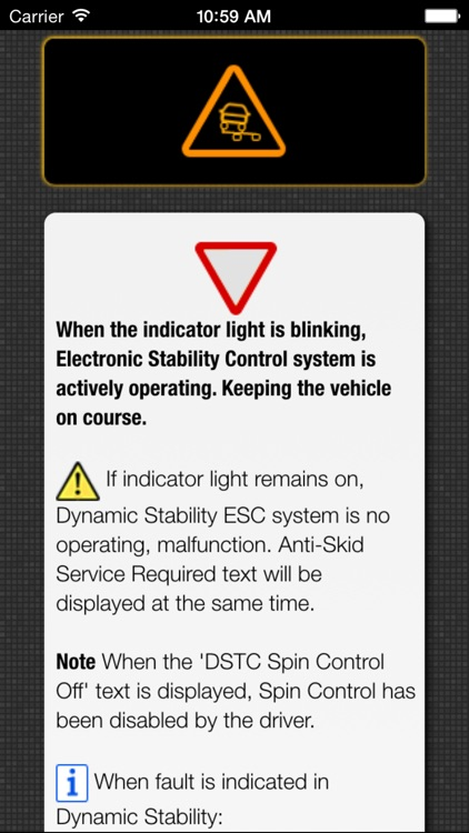 App for Volvo Warning Symbols & Volvo Cars Problems screenshot-4