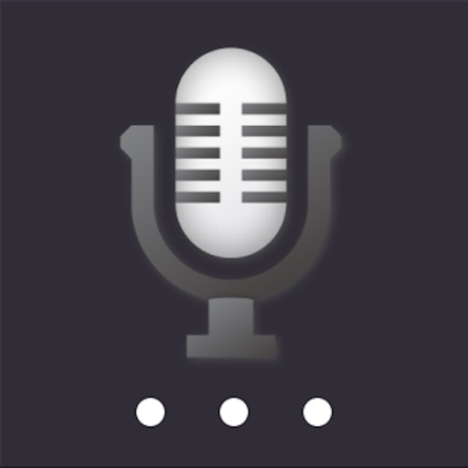 录音专家-专业录音工具,移动录音笔,免费录音机语音备忘录 application logo