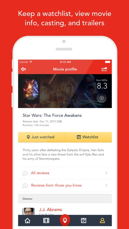 Plot — Discover and track movies screenshot-3