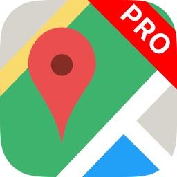 Bản đồ for Google Maps Việt Nam Pro