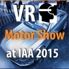 VR Virtual Reality press360 at IAA 2015