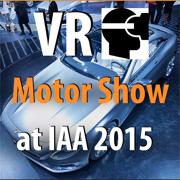 VR Virtual Reality press360 at IAA 2015