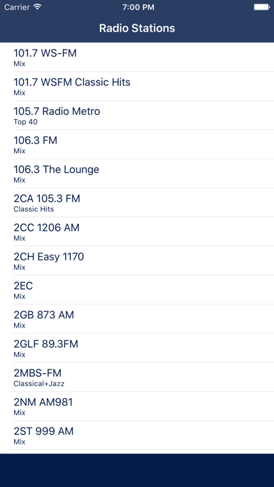 Radio Australia FM - Streaming and listen to live