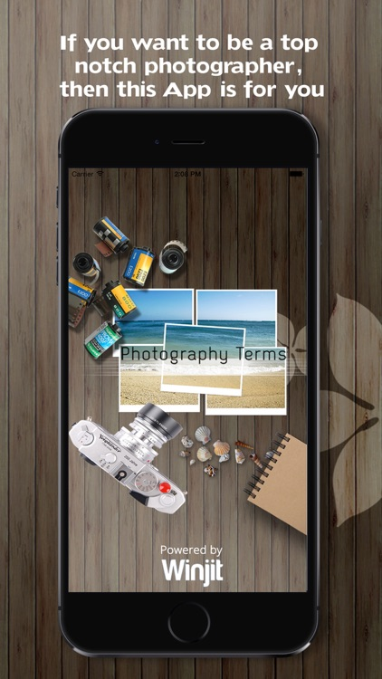 Photography Terms