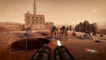 Screenshot from Mars: New Home VR