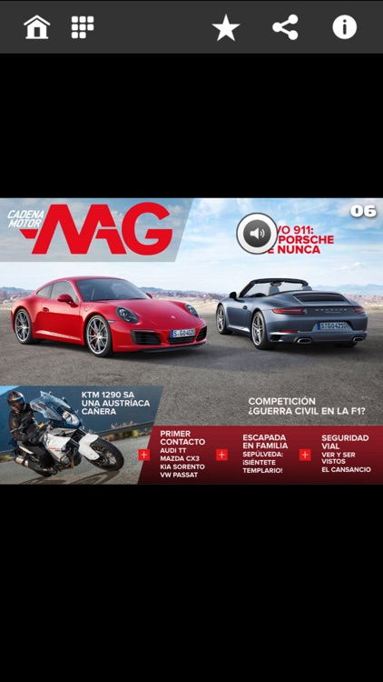 Cadena Motor Magazine screenshot-3
