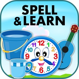Spell & Learn Common Objects