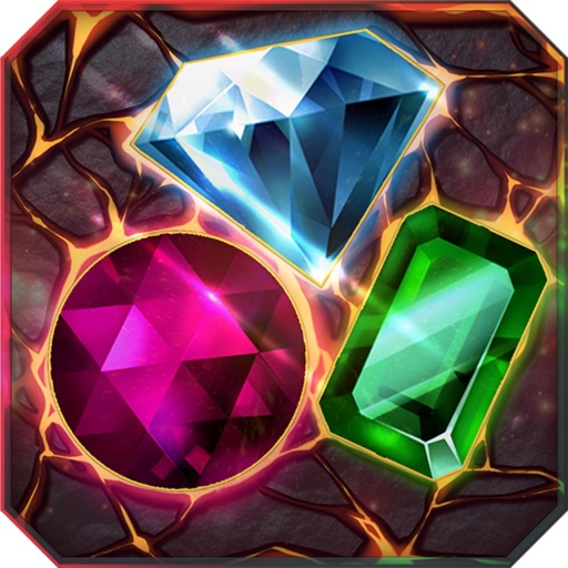 Legend Of Jewels: Match 3 Game