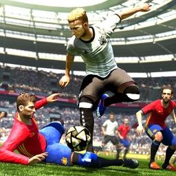 League 3D Football Pro 2016