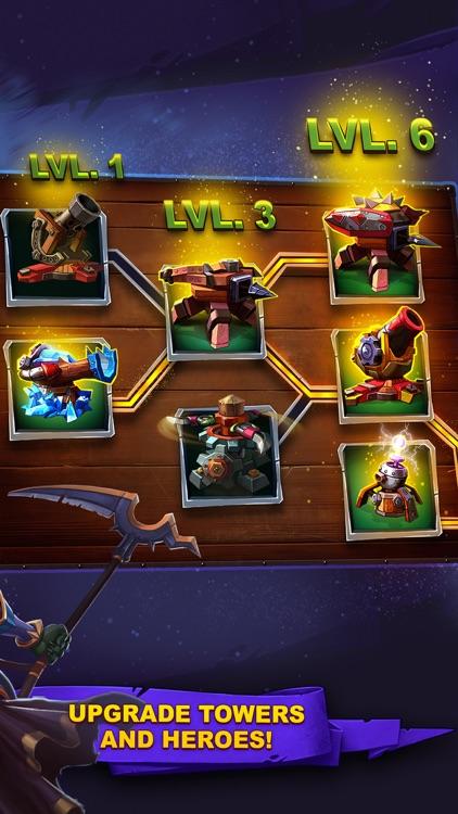 Goblin Defenders 2: Heroes and Towers screenshot-3