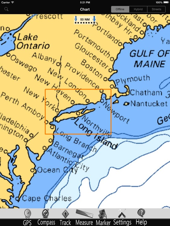 New York Nautical charts pro screenshot-4