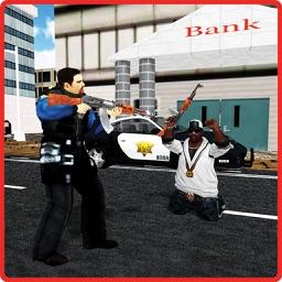 Police vs Bank Robbers