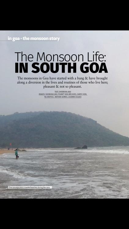 Planet Goa Magazine screenshot-3