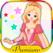 公主画画儿童涂色游戏3到6岁宝宝早教育儿益智软件 – 高级版
