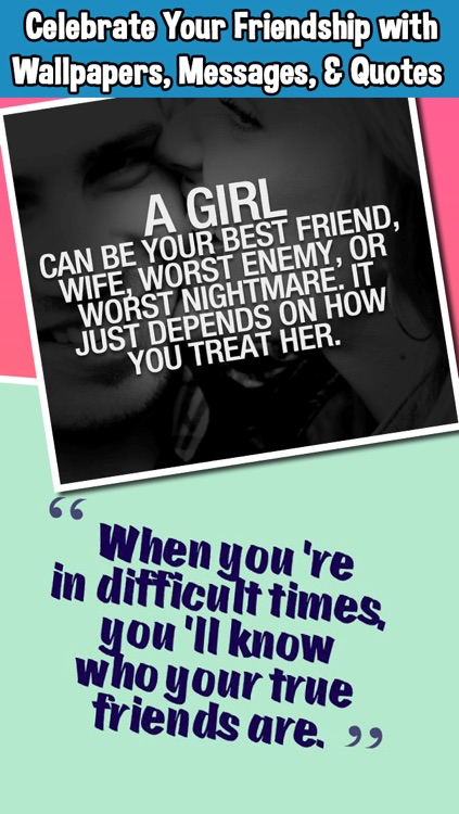 bff friends quotes hd friendship backgrounds by