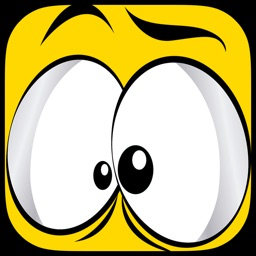 Crazy Eyes - FREE Comic Cartoon Eye Stickers Photo Editor