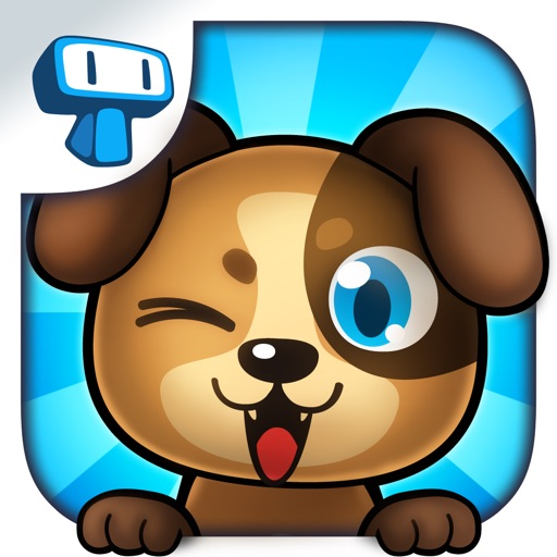 My Virtual Dog ~ Pet Puppy Game for Kids, Boys and Girls