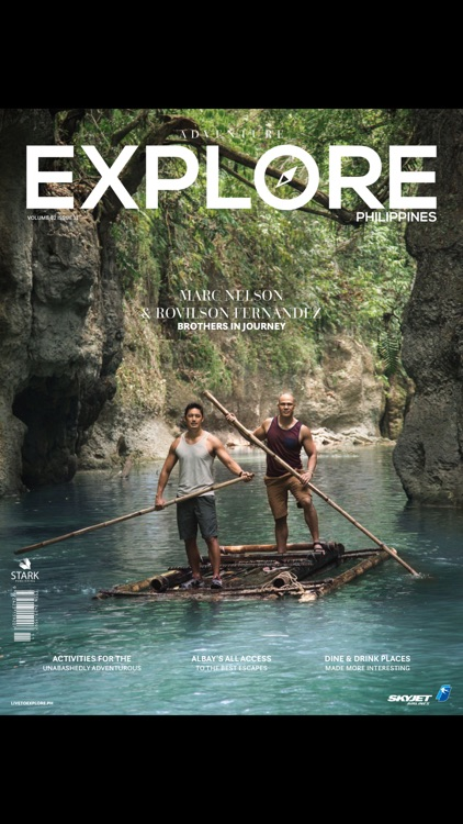 Explore Philippines by Magzter Inc