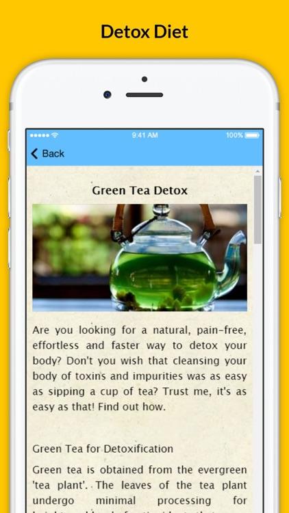 Detox Diet - Colon Cleansing