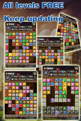 Super Gem Quest 2 Blast Mania - náhled