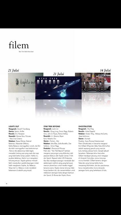 Maskulin Magazine screenshot-3