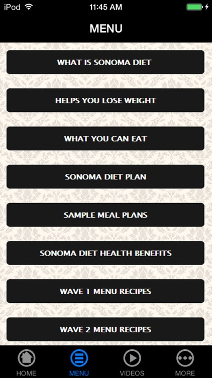 Sonoma Diet Made East; Best Way To Lose Weight, Easy To Maintain, And Live Healthier screenshot-4