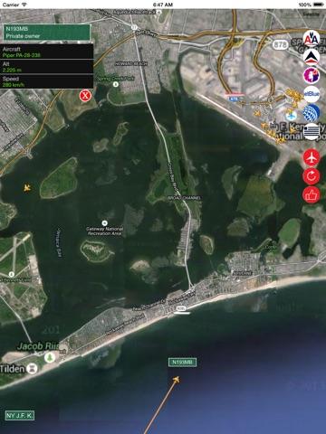 USA Tracker PRO : Live Flight Tracking & Status-ipad-0