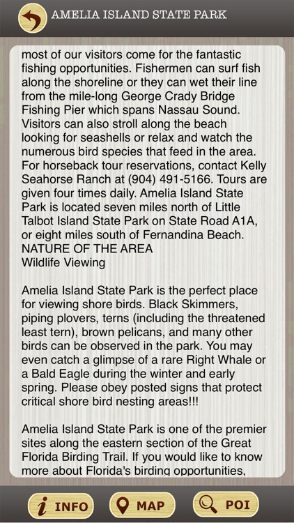 Florida State Parks & National Parks Guide screenshot-3