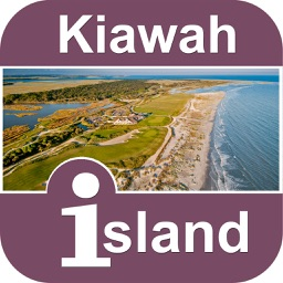 Kiawah Island Offline Map Guide