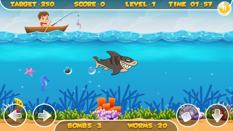 Fishing Frenzy - Great White Fish Hunter Sports