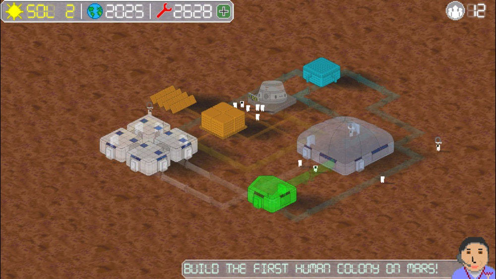 Mars Tycoon Cheat Codes