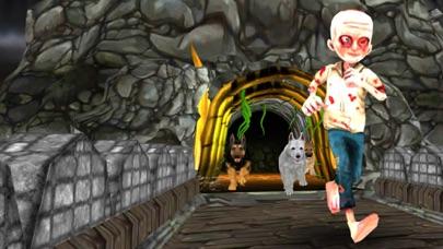 Zombie Evil Rush screenshot three
