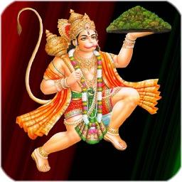 Hanuman Chalisa : 3D Book