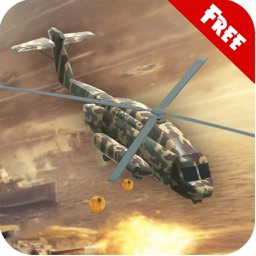 Forest Helicopter Battle