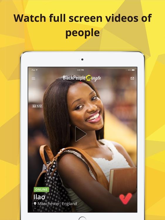 Black People Mingle - Dating & Meet Black Singles